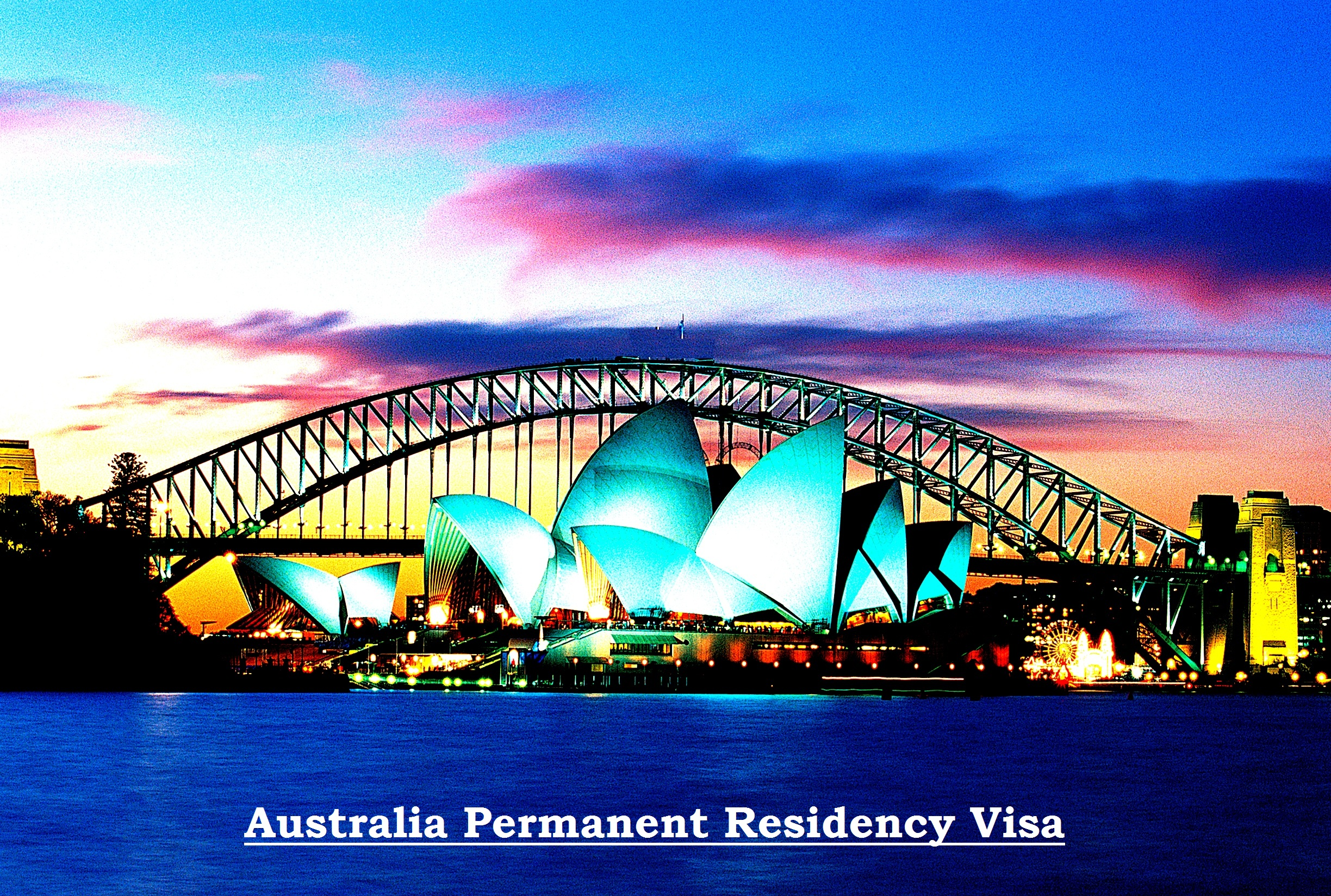 Permanent Residency Visa for Australia